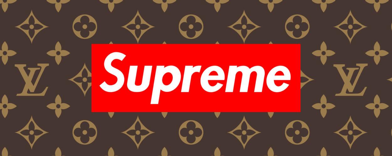 Supreme Louis Vuitton Box Logos