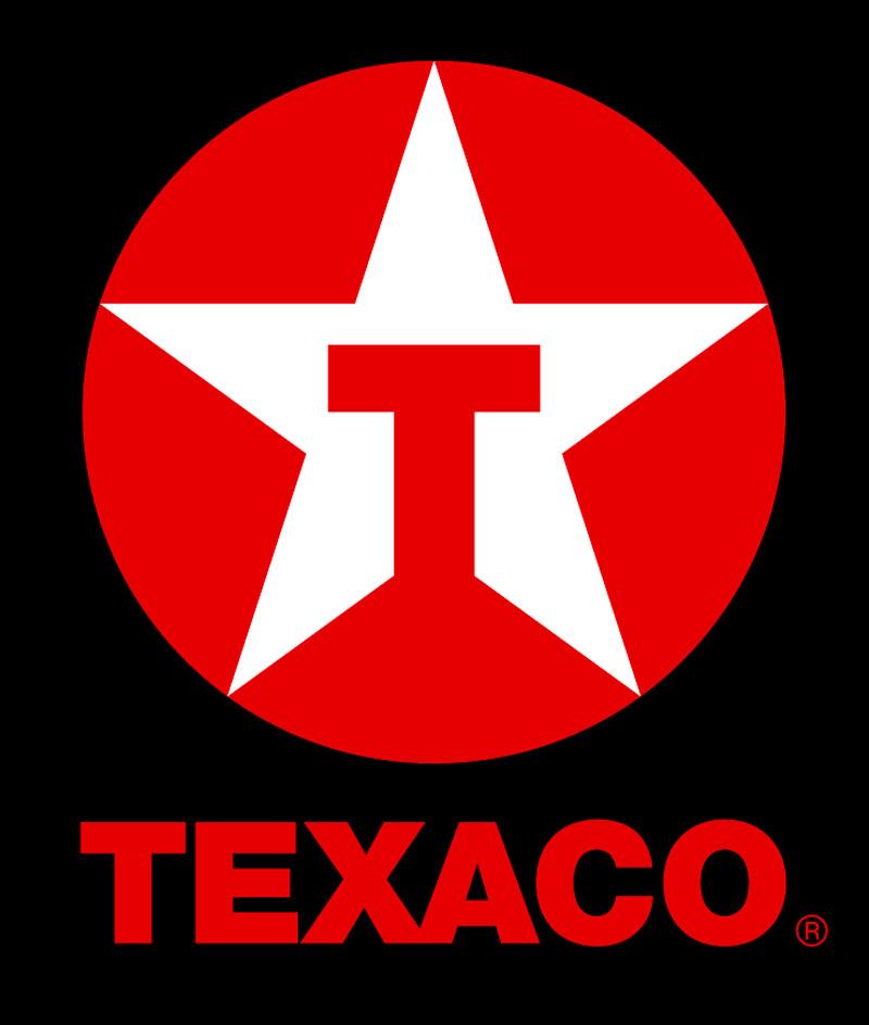 Texaco oil Logos