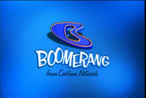 Boomerang from cartoon network Logos