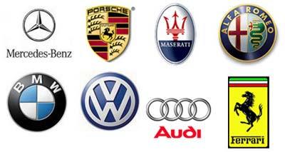 H Car Logos