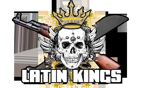 Latin Kings Logos