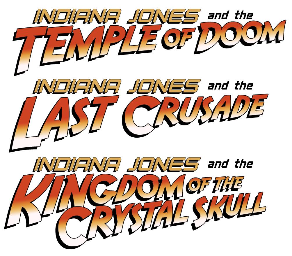 indiana jones logos