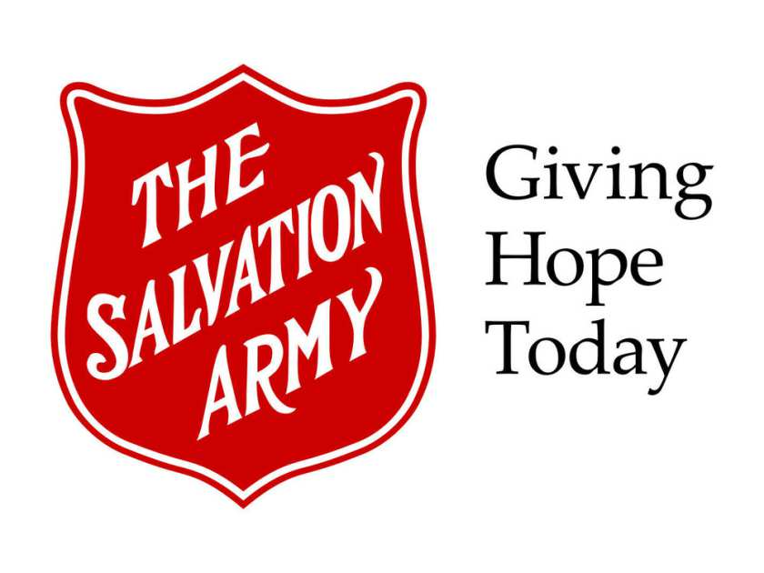 Salvation Army Red Shield Logos