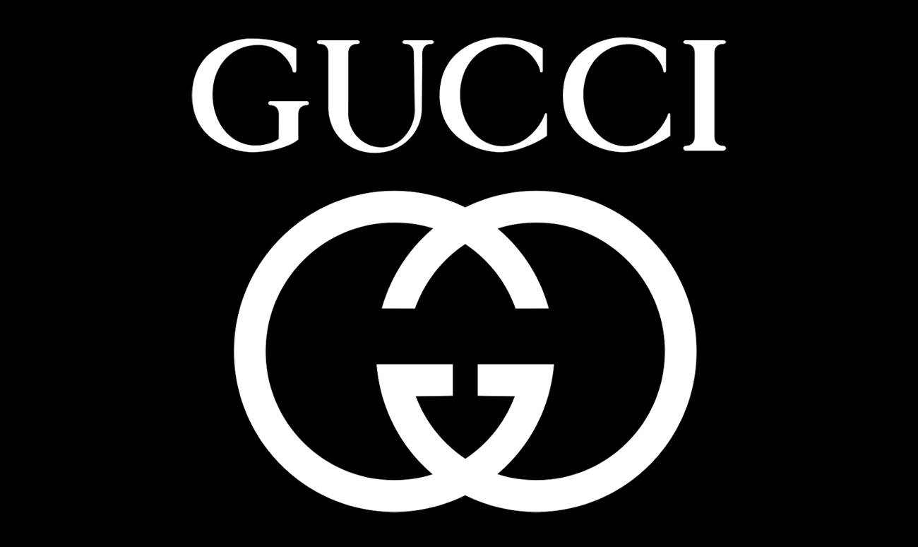 acf566a13c5 Black gucci Logos