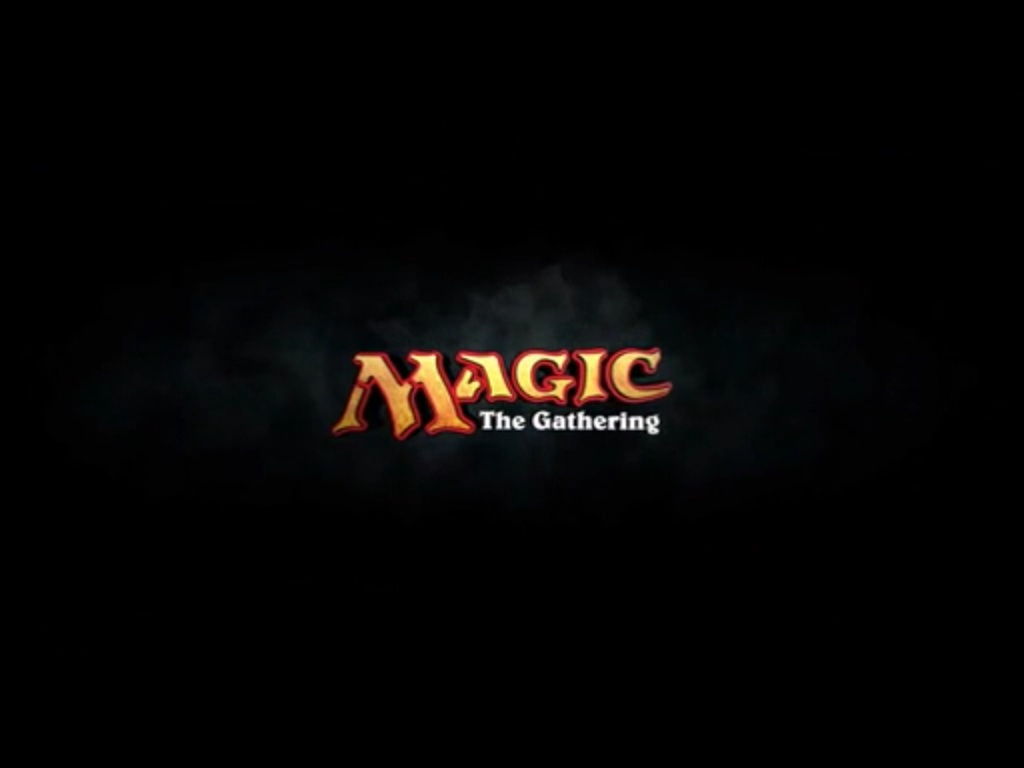 Magic The Gathering Logos