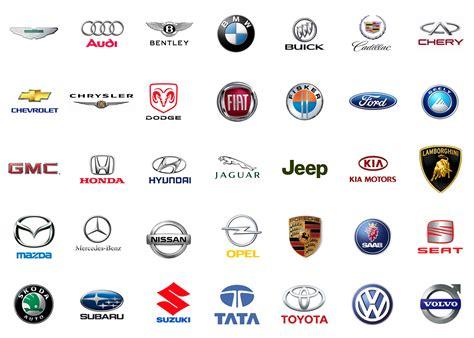 Usa car companies Logos