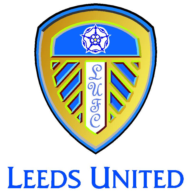 Leeds united football club Logos