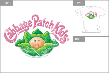 image about Cabbage Patch Logo Printable known as Cabbage patch little ones Emblems