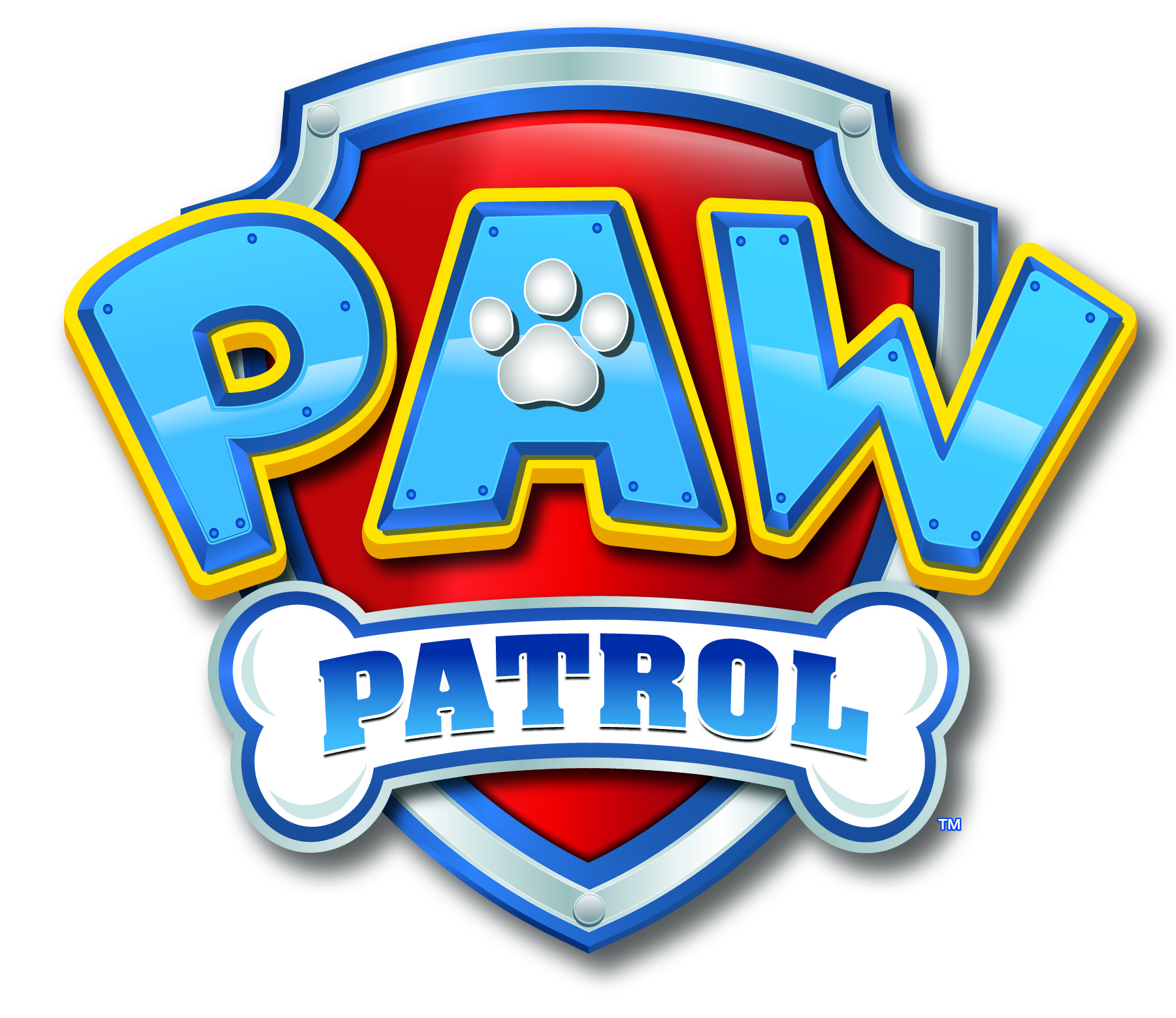 picture about Paw Patrol Badge Printable known as Paw patrol printable Emblems