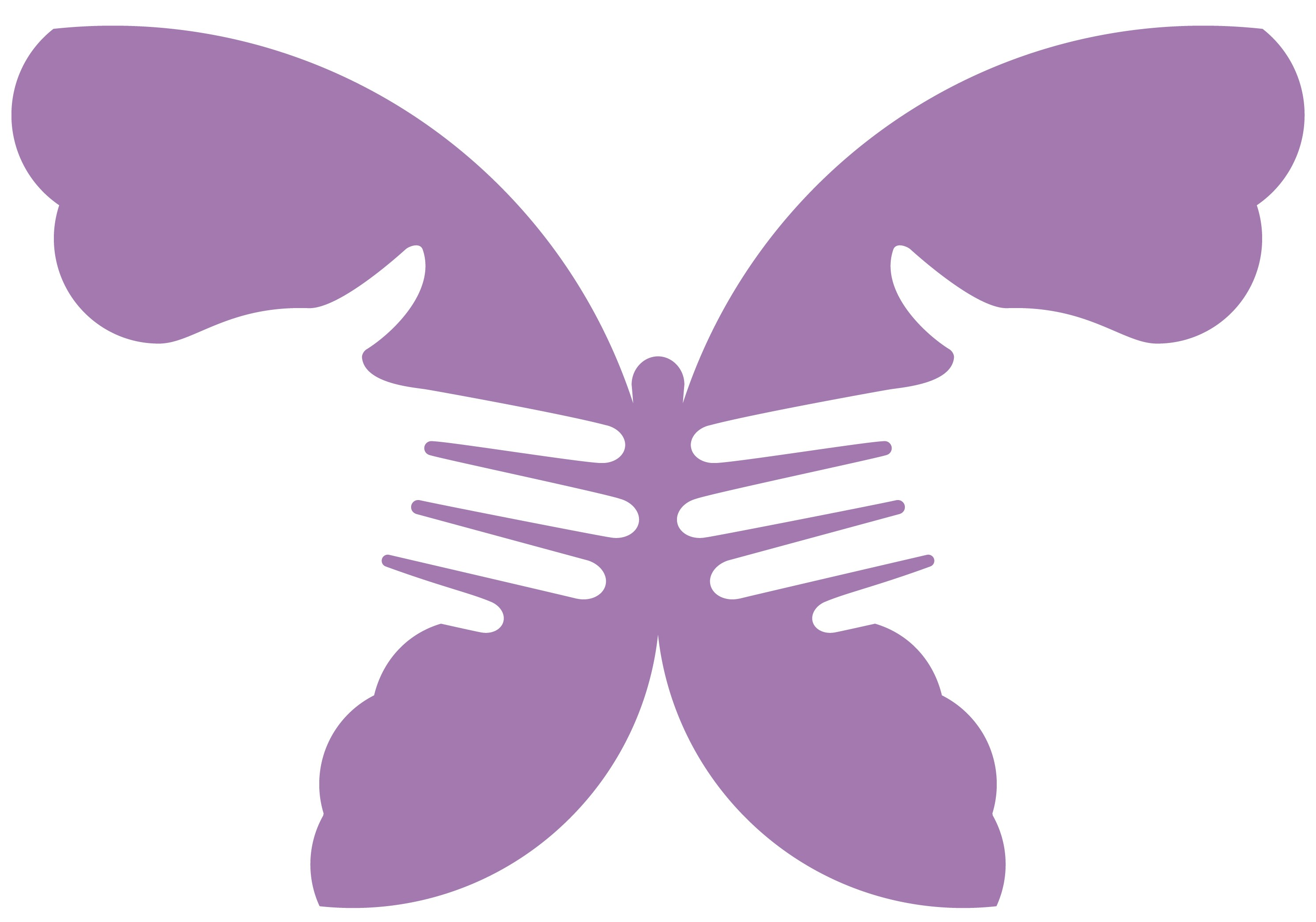 Lupus Butterfly Symbol Best Image Of Butterfly Imagevet