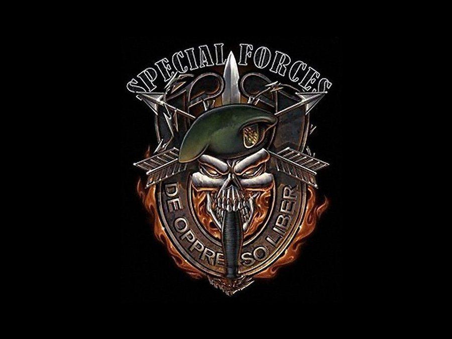 Green Beret Logos