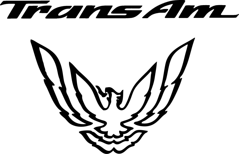 trans am logos 1969 Pontiac Firebird