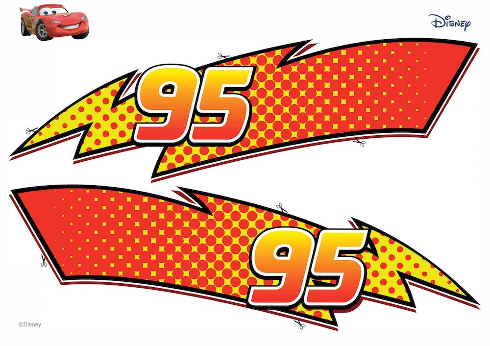Lightning mcqueen Logos