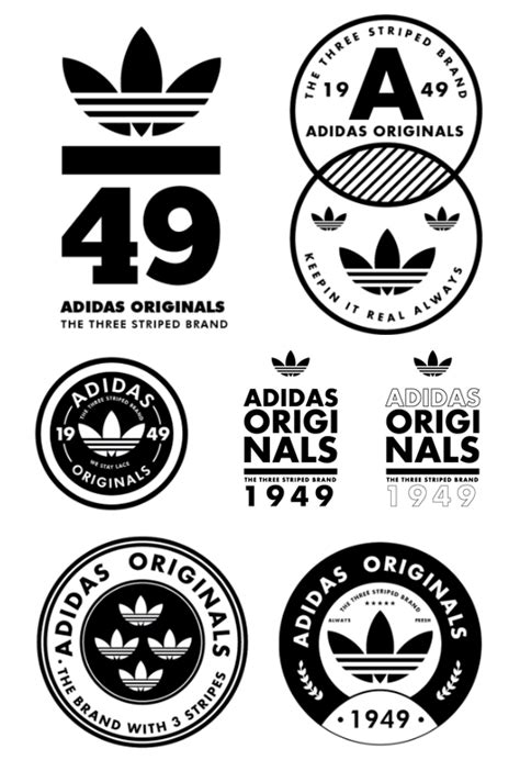 Reunir Mirilla tubo respirador  Vintage adidas Logos