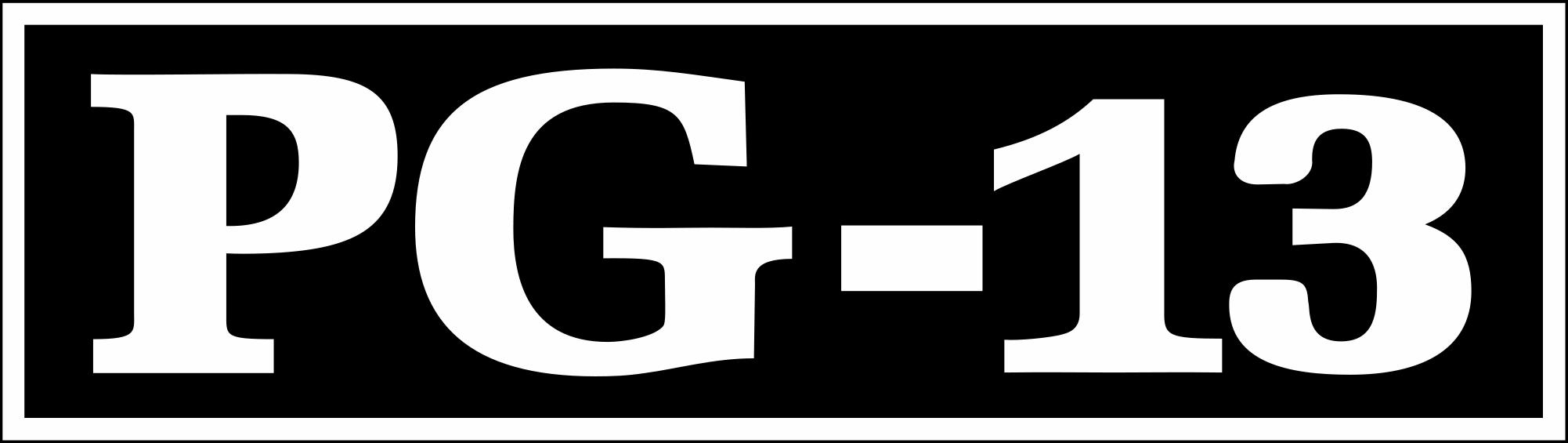 rated pg 13 logos rh logolynx com pg13 logo nba pg13 logo