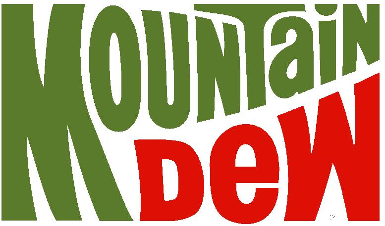 Mtn Dew Logos