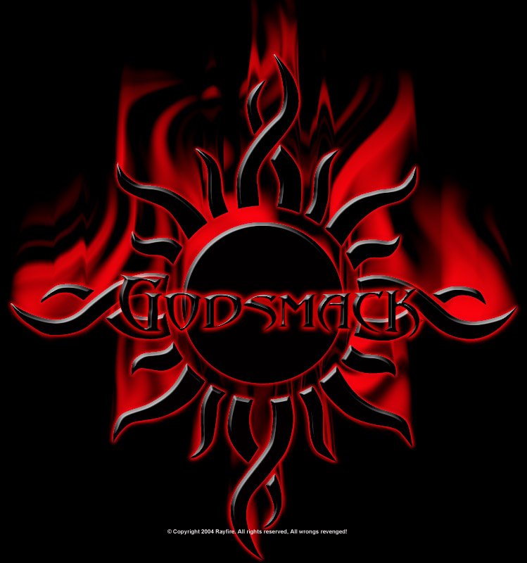 Godsmack Sun Logos