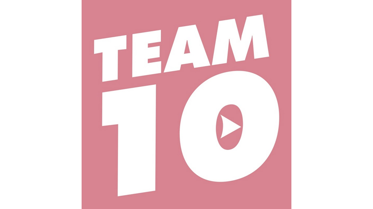 Team 10 Official Merch Roblox Team 10 Logos