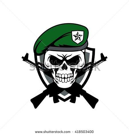 military skull logos military skull logos