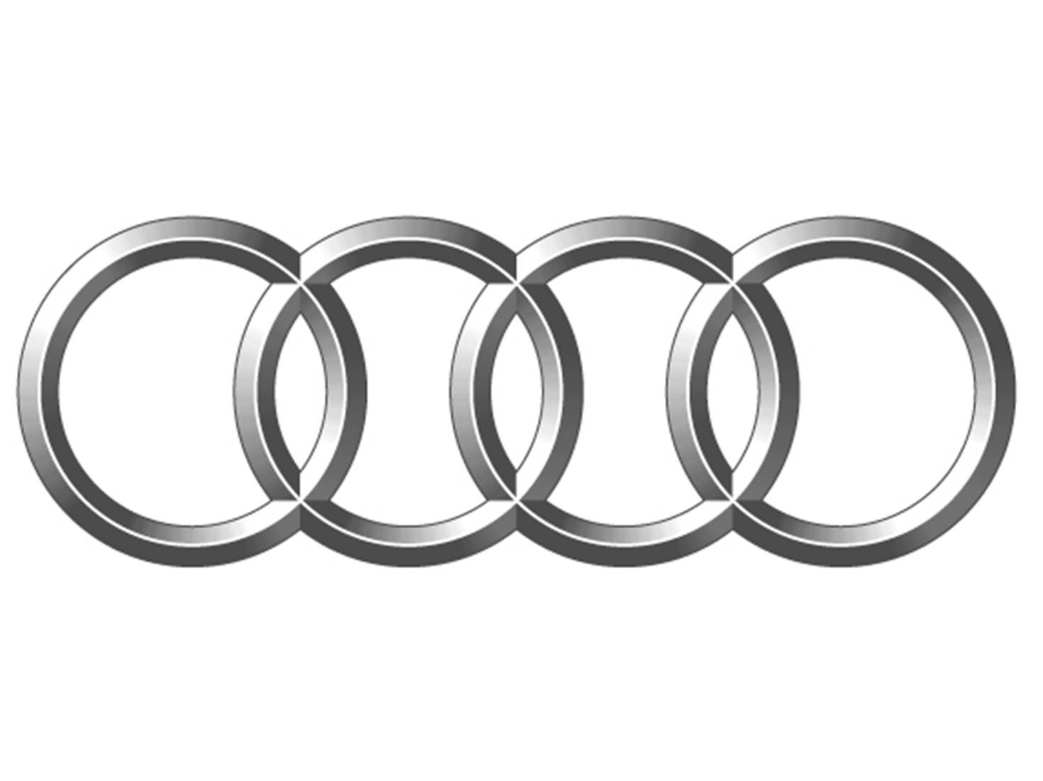 Audi Rings Logos