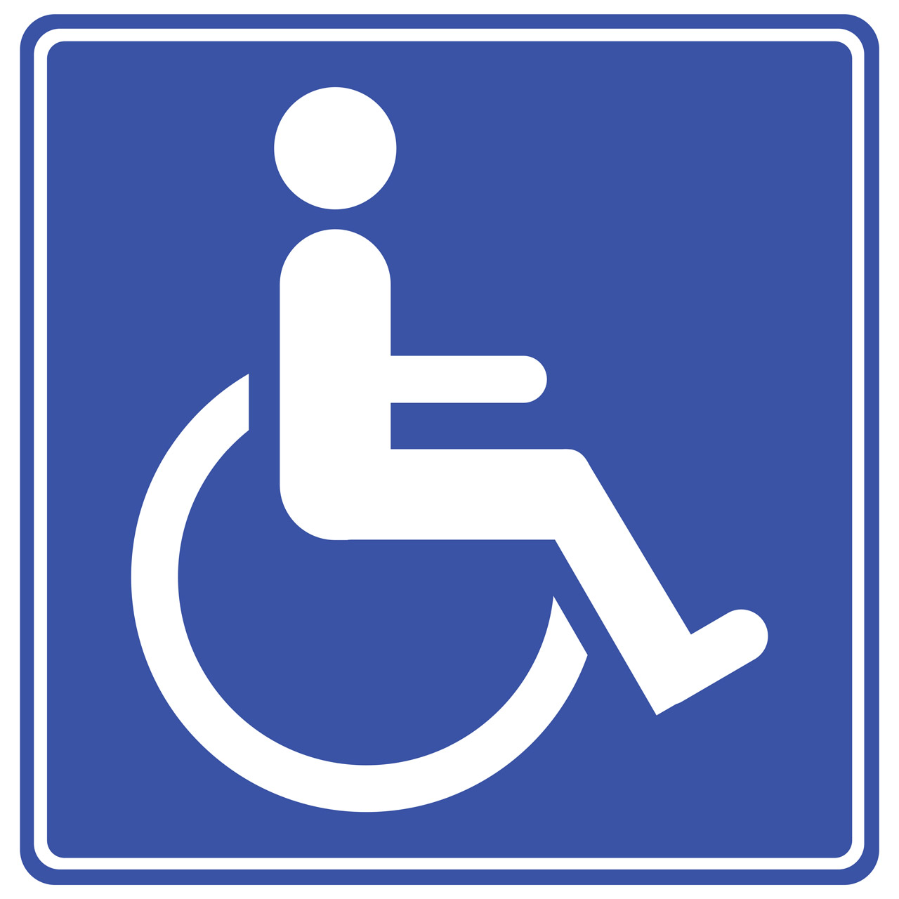 - Disabled Logos