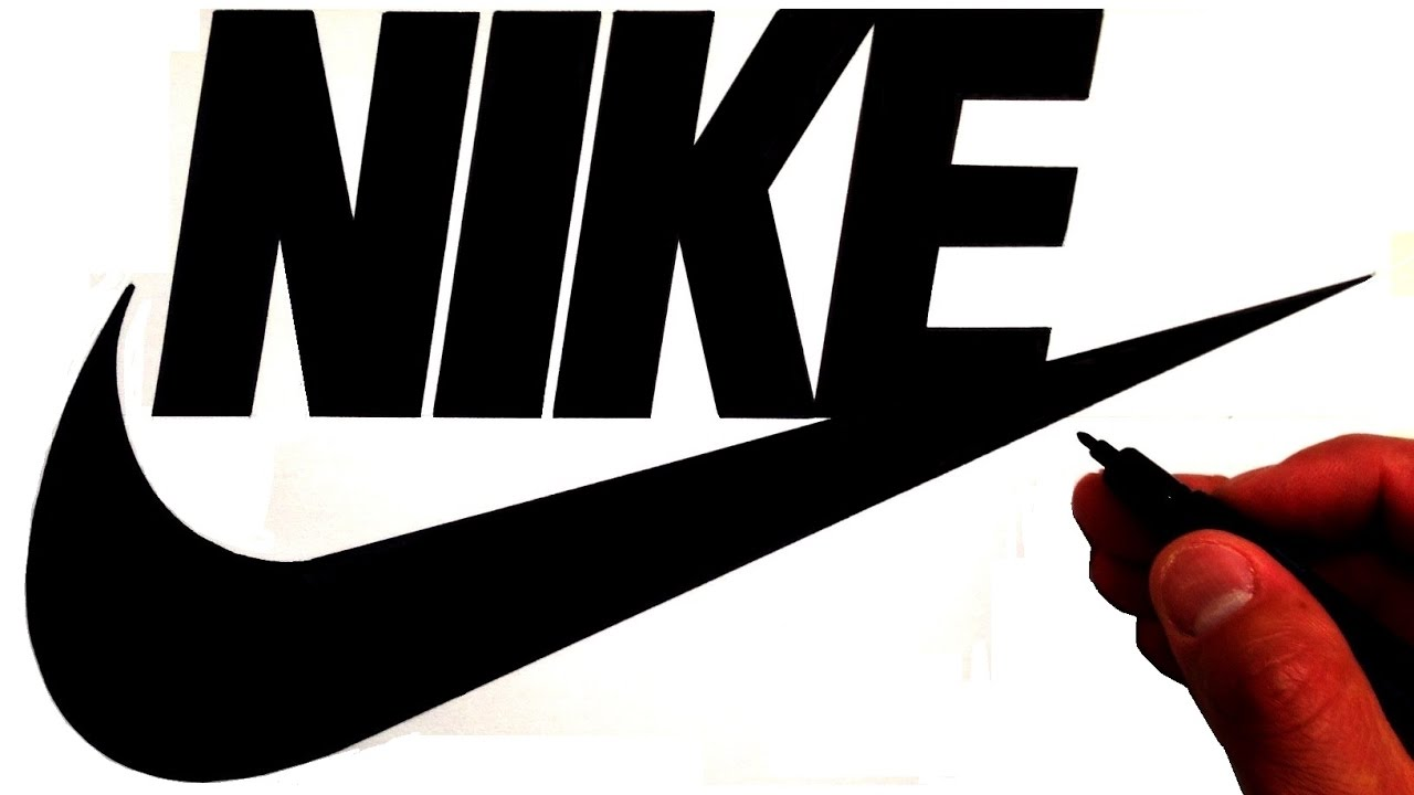 Nike Sign Drawings Bubble Letters Www Topsimages Com