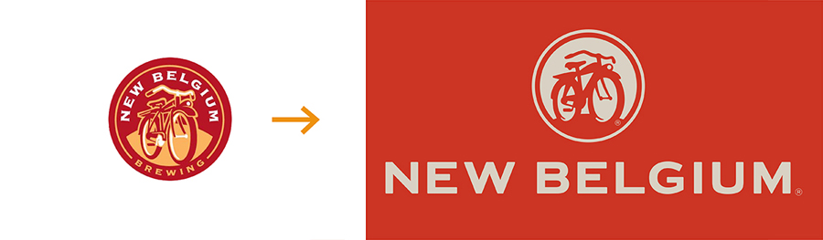 new belgium logos
