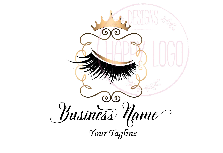 Eyelash Logos