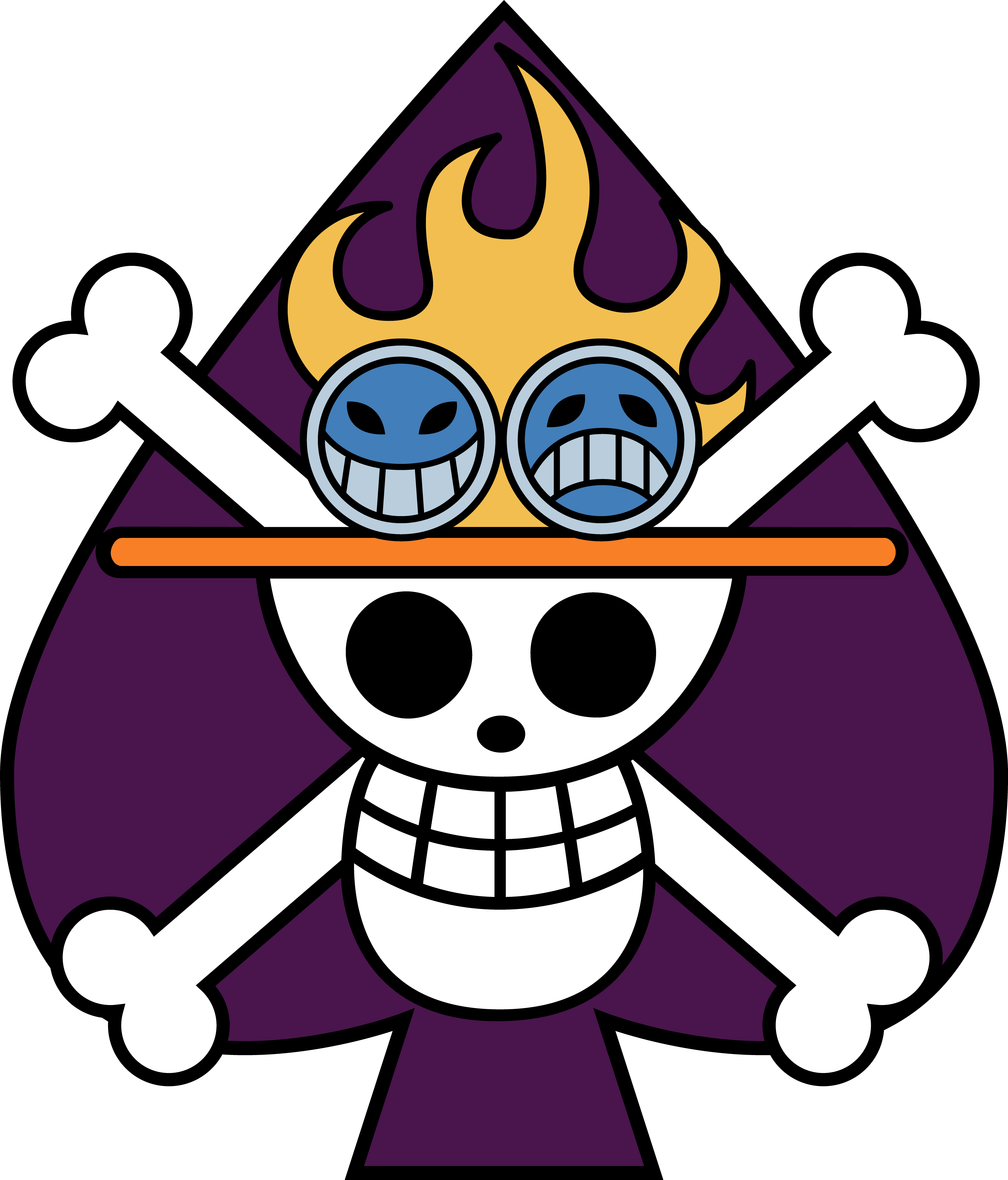 One piece Logos