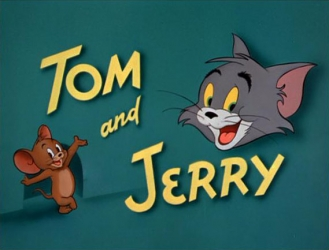 Tom and jerry Logos