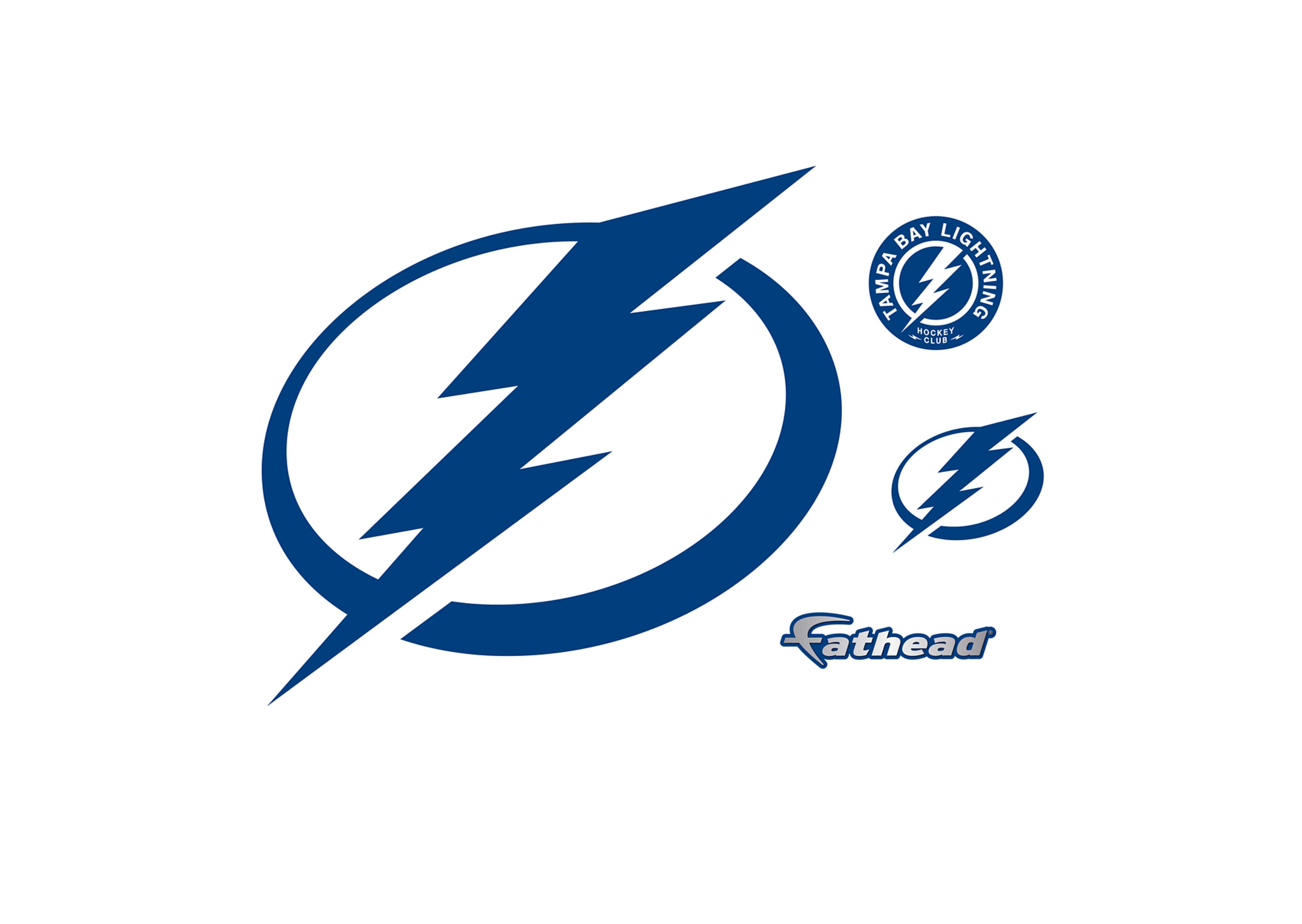 Sm Tampa Bay Lightning Logo Teammate Decal Shop