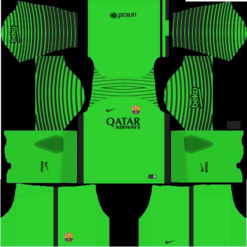 Dream league soccer barcelona Logos