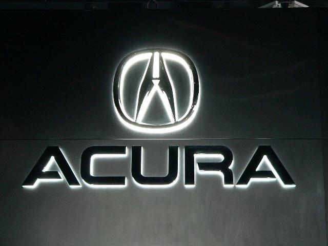 Acura Car Logos