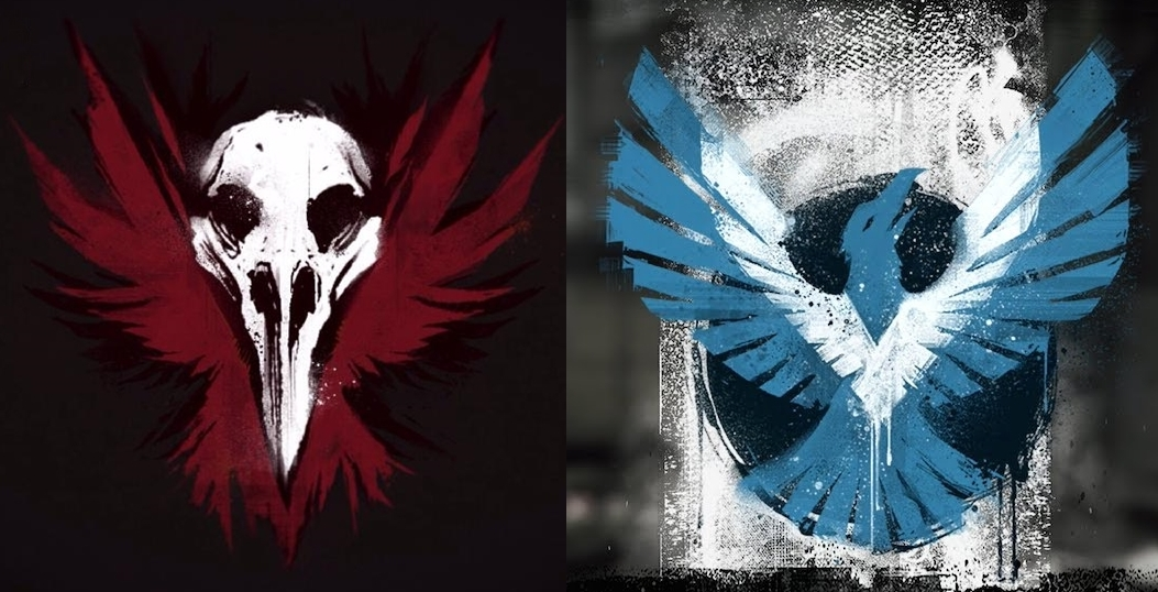 Infamous Second Son Logos