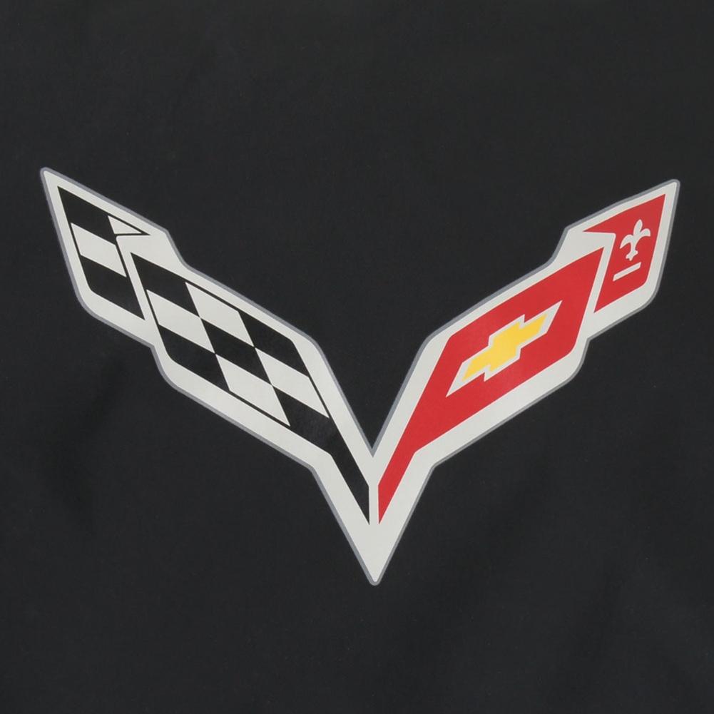 Corvette C7 Logos