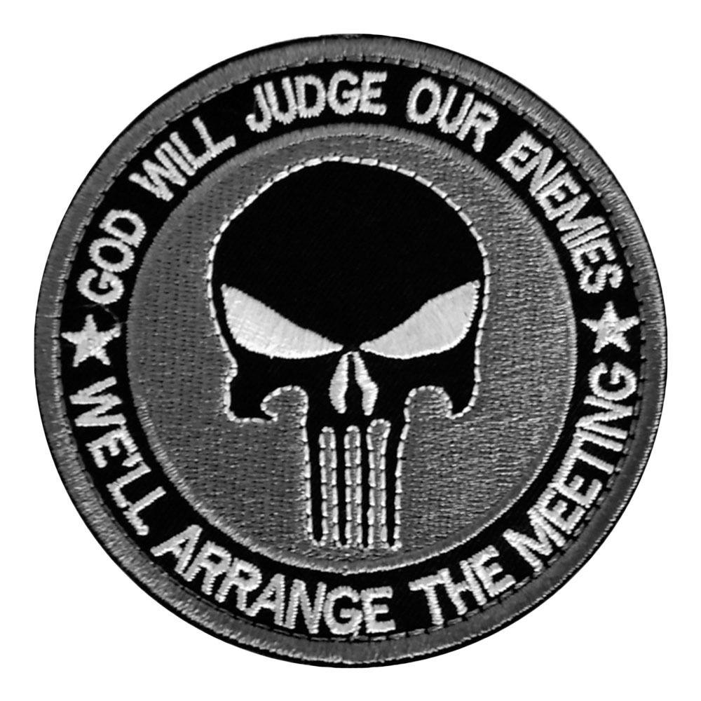 Military Skull Logos