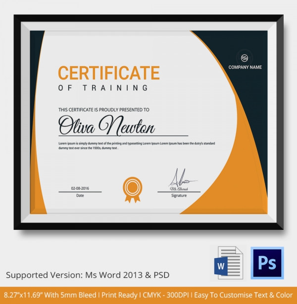 Online certificate maker with logos yelopaper Gallery