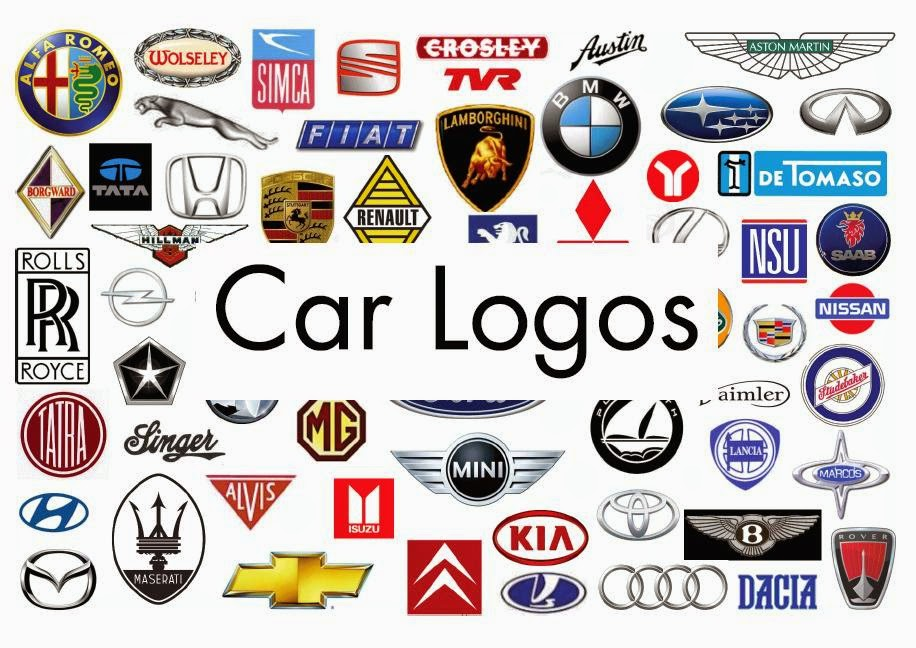 Cars Name With Logo