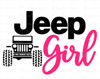 Jeep girl Logos