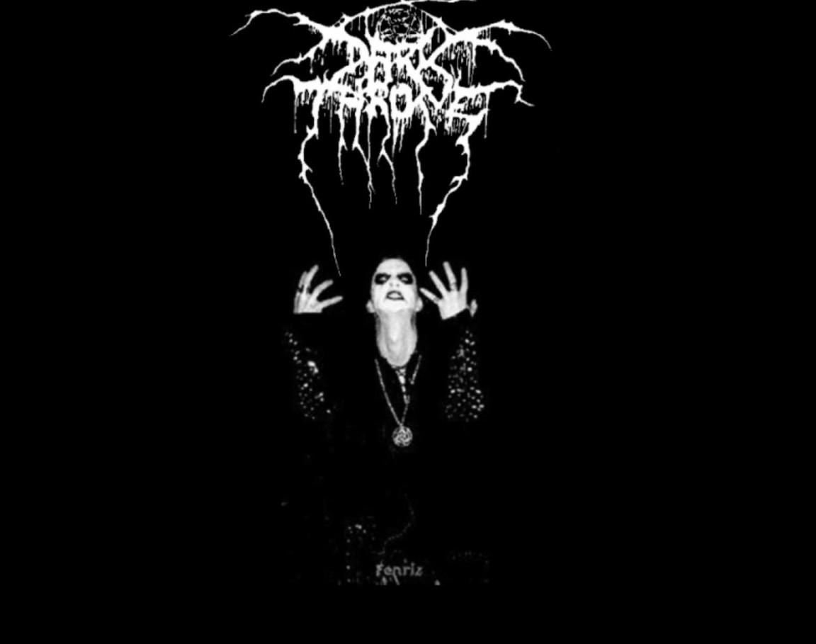 Darkthrone Logos