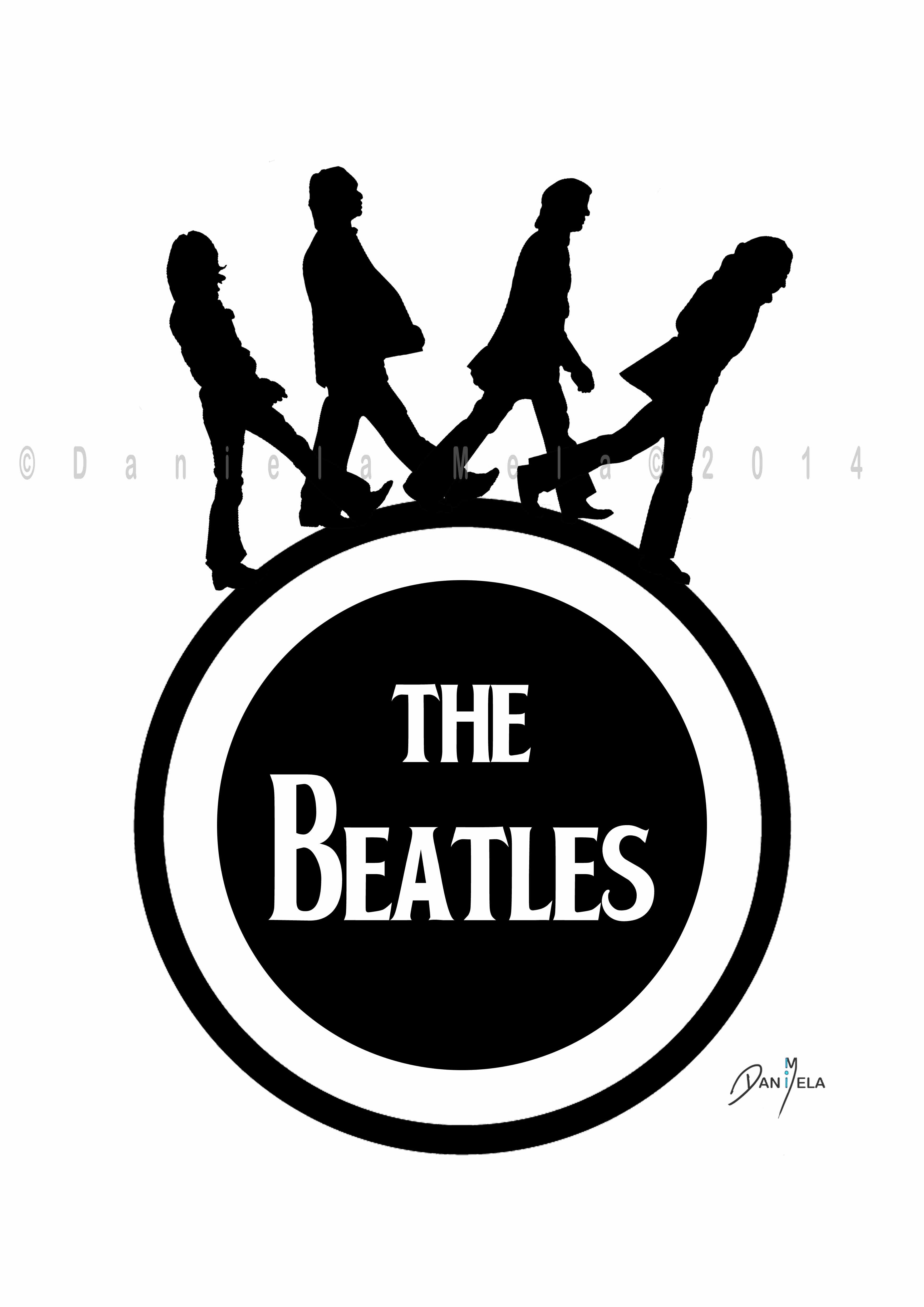 The Beatles Logos