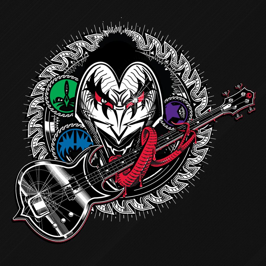 Kiss Army Logos