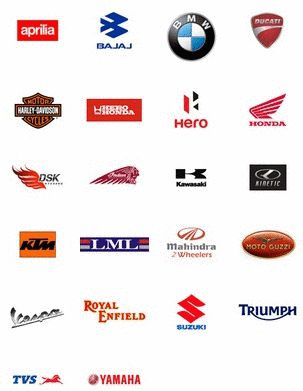 Motorcycle brands list