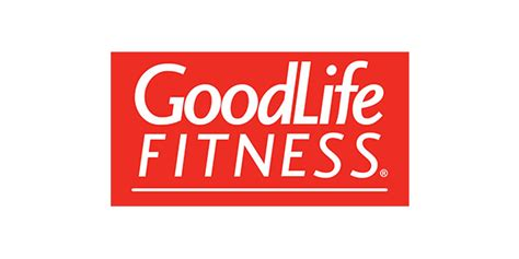 Goodlife Fitness Logos