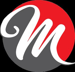 M&m damenuhr rot
