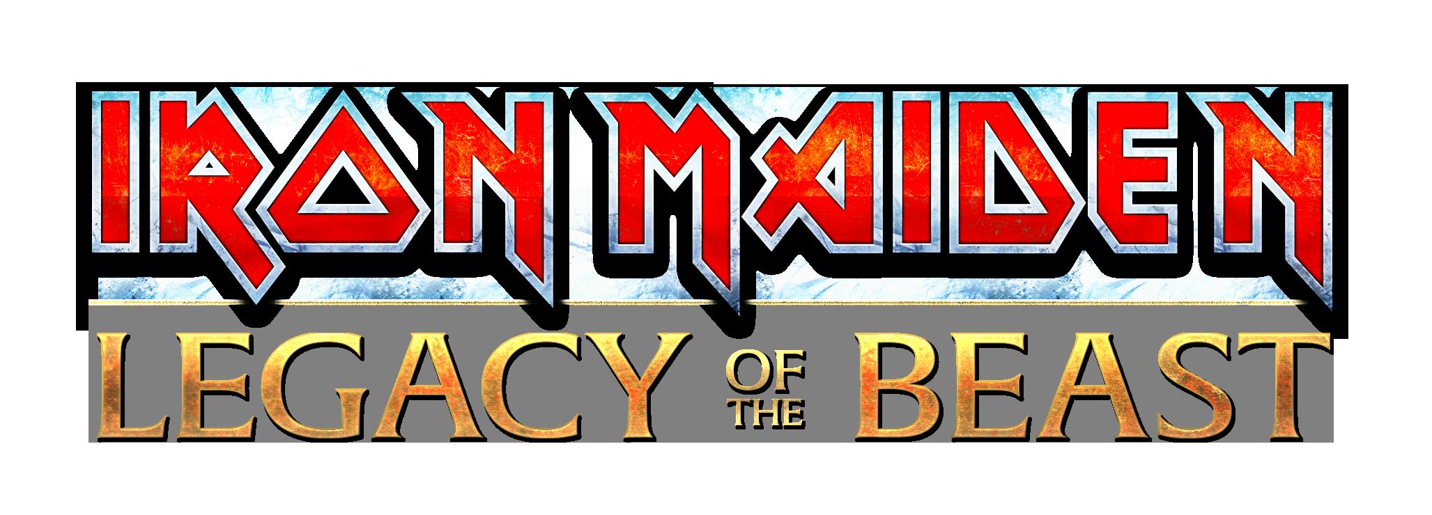 Iron Maiden Logos
