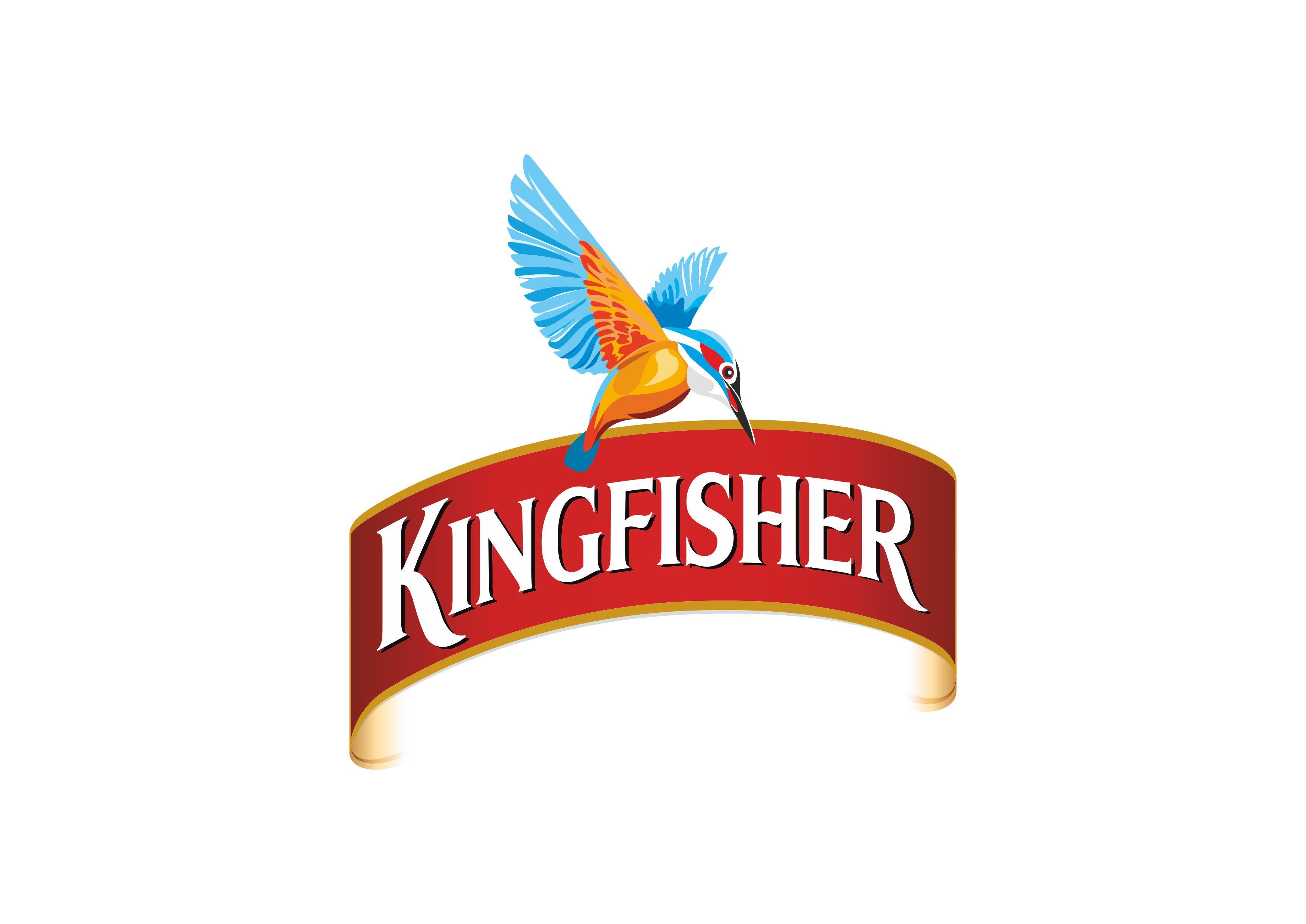 Kingfisher Logos