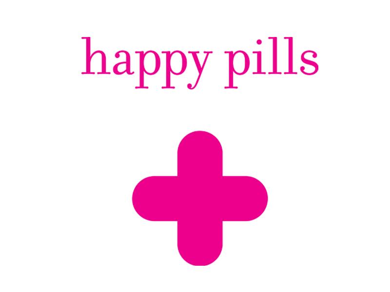 Happy Pills Logos