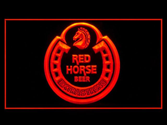 Red Horse Logos