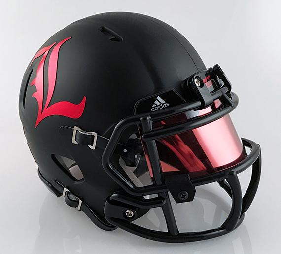 Adidas football helmet...